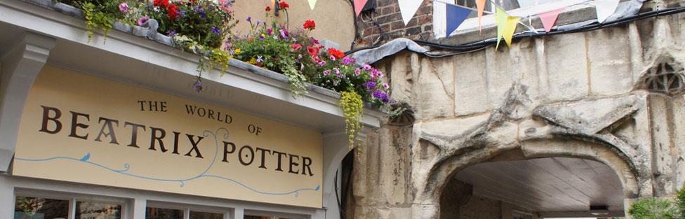 Permalink to:Beatrix Potter's 150th Birthday